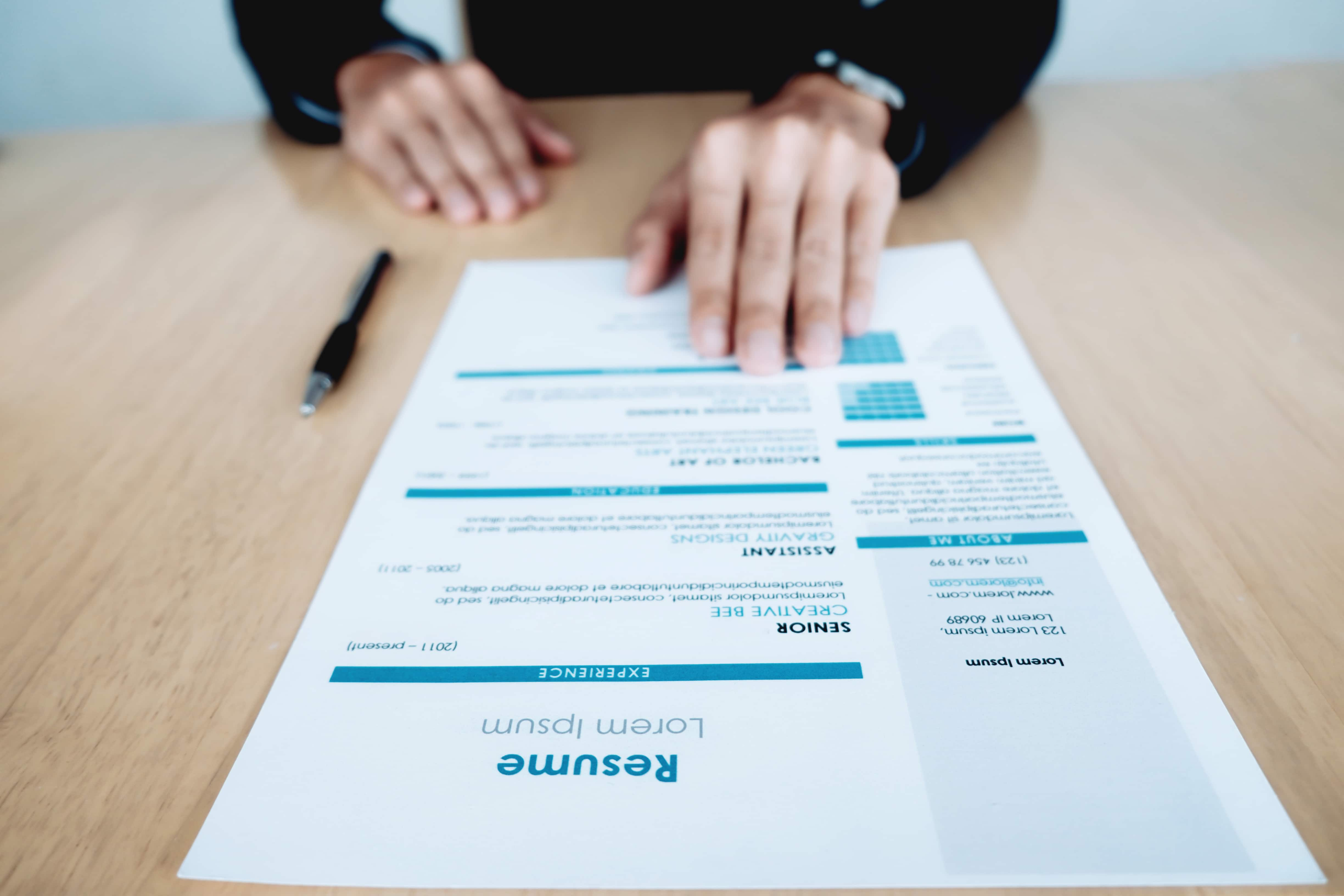 Tips for Trimming Down Details in Your Resume to a Page